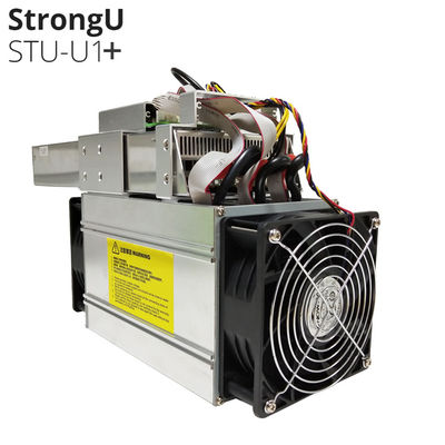 China DCR Miner Bitcoin Mining Device StrongU STU-U1+ Hashrate 12.8Th/s Miner U1 Plus In Stock factory